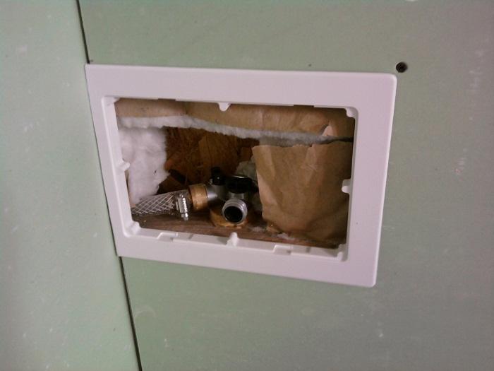 Utility panel