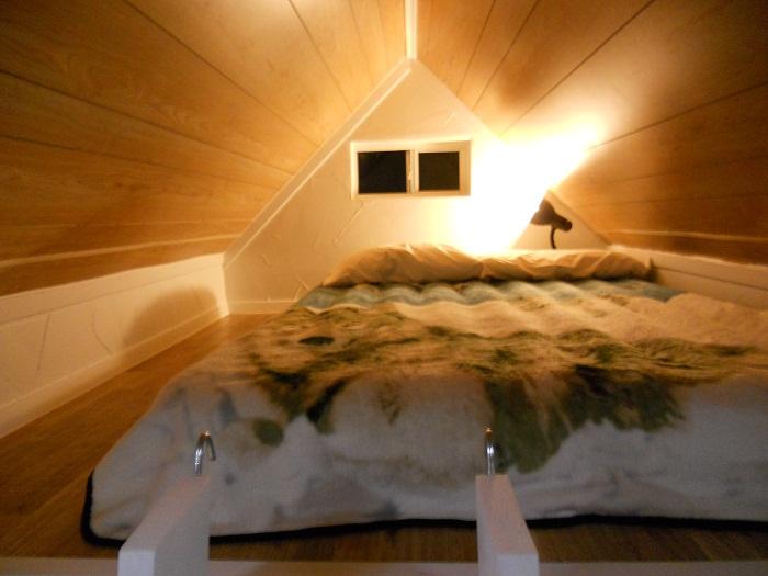 Staged Loft