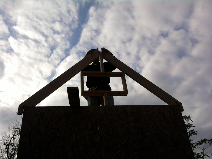 Tiny House Rafters